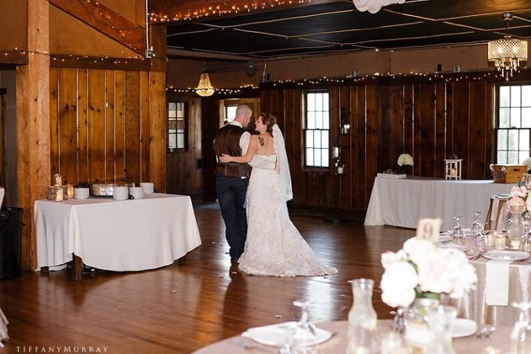 David Amp Sabrina Columbia Ballroom Wedding Tiffany
