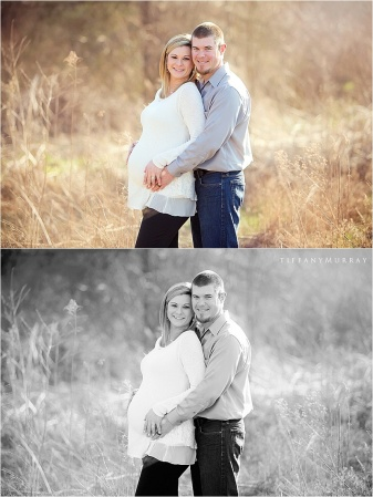 rustic sunset maternity session tiffany murray photography_0007