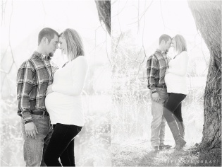 rustic sunset maternity session tiffany murray photography_0008
